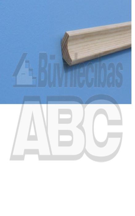 Skirting lath (pine) 16x18x2400  SI16/18MA