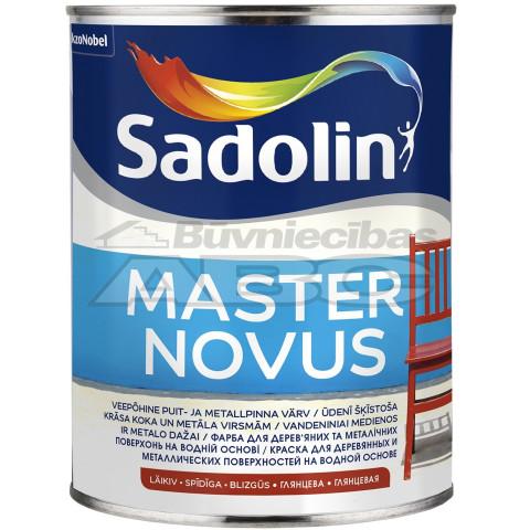 Sadolin MASTER NOVUS 70 BW 1l  Alkīda krāsa