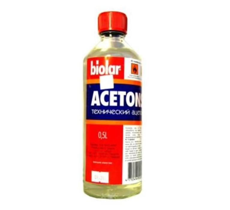 Biolar ACETONS  0.5l
