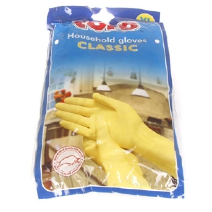 Rubber gloves size XL