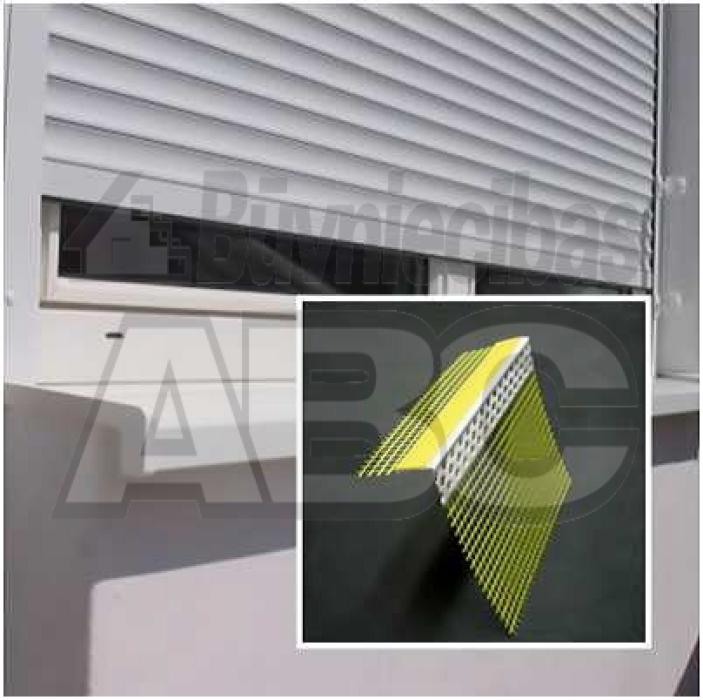 Corner 2.0m PVC window sills