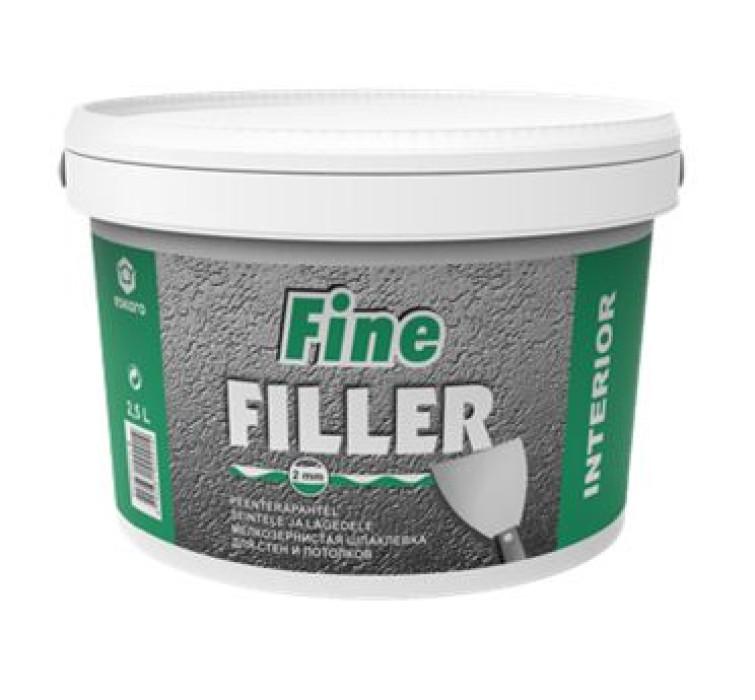 Eskaro FILLER FINE 2,5L