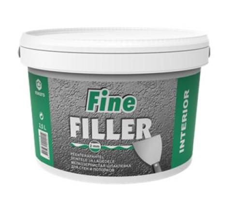 Eskaro FINE FILLER 0.6l  Špakteļtepe