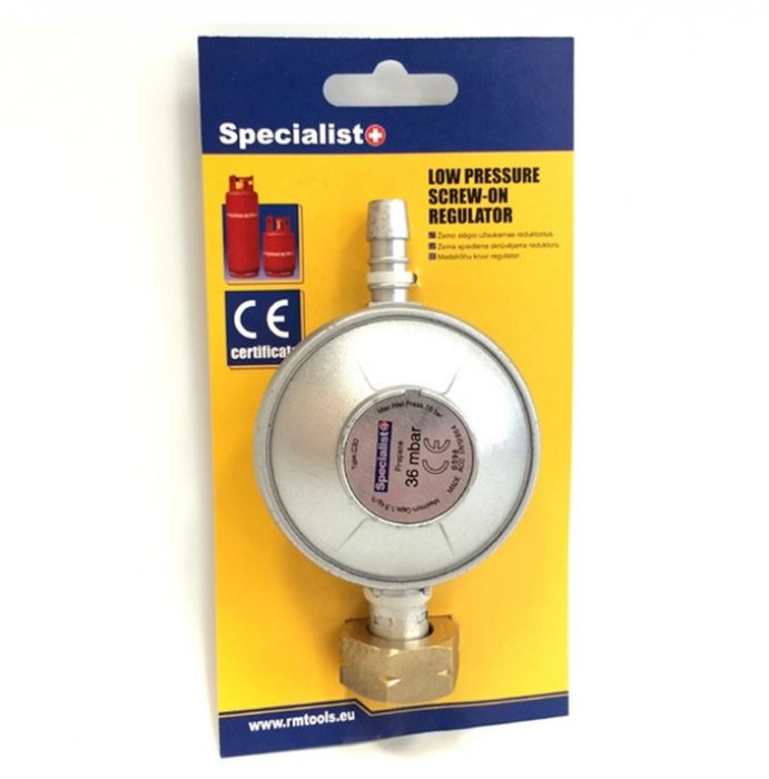 Gas reducer Specialist