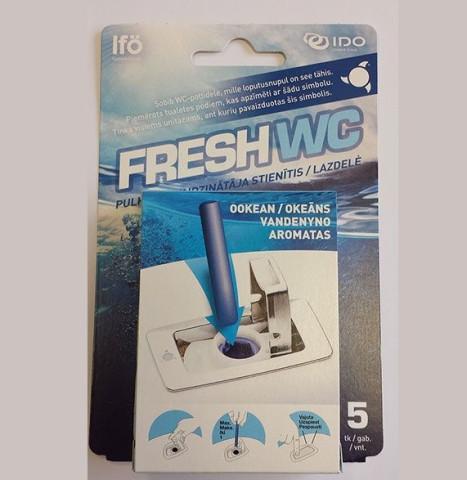 IFO WC atsvaidzinātājs FRESH  Ocean (iep.5 gb.)