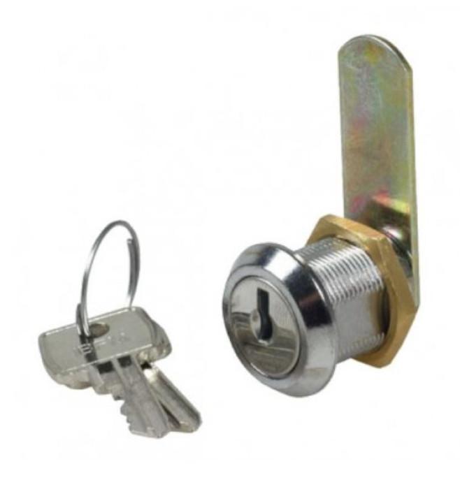 Mailbox lock D19 L25mm