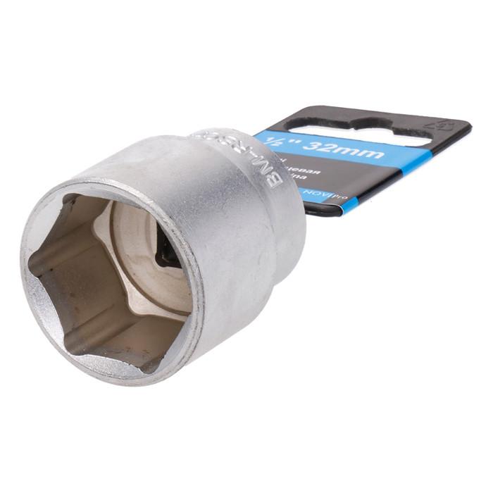 Socket 1/2'' 32mm, Novipro