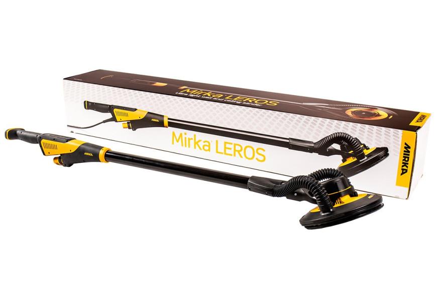 Sienu/griestu slīpmašīna Mirka LEROS 950CV 225mm, MIW9502011BA