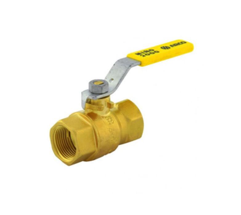 Lodv.ventilis gāzei  1 1/4  FF
