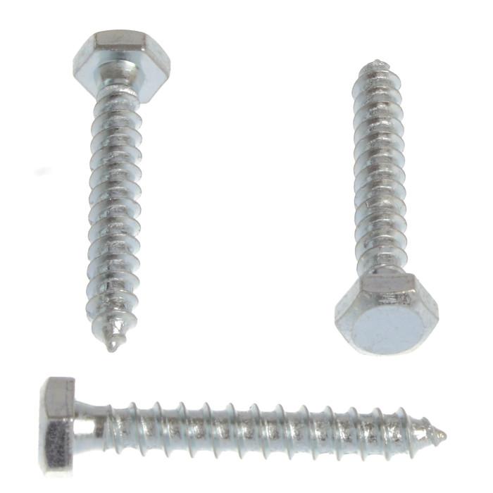 wood screw Din 571 6x70
