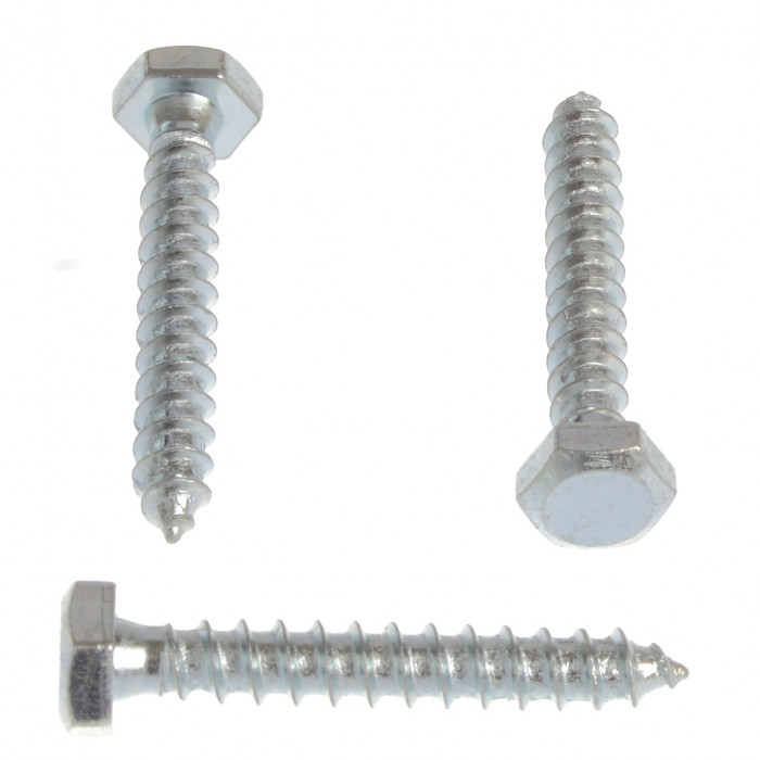 wood screw Din 571 10x40