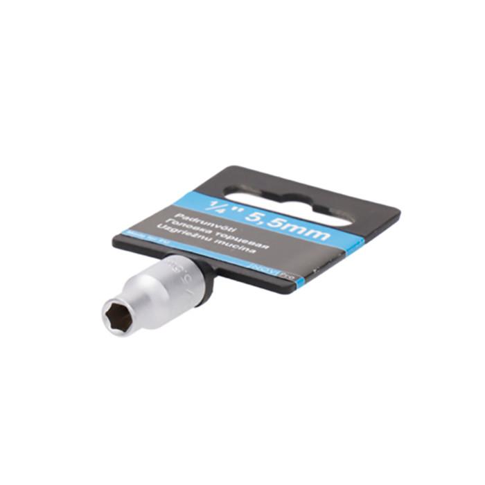 Socket 1/4'' 5.5mm, Novipro