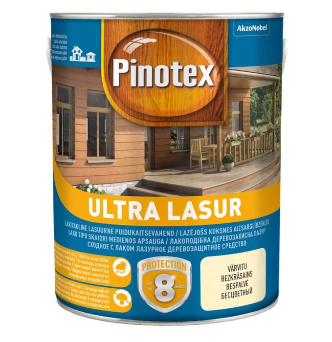 Pinotex ULTRA LASUR 3L redwood
