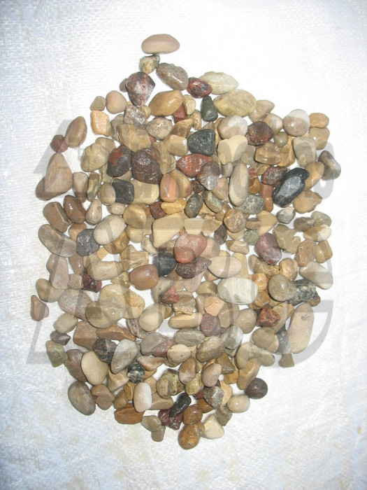 Pebbles,fraction 8-16 25 kg