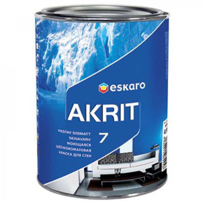 Paint Eskaro Akrit 7 TR 0.95 L