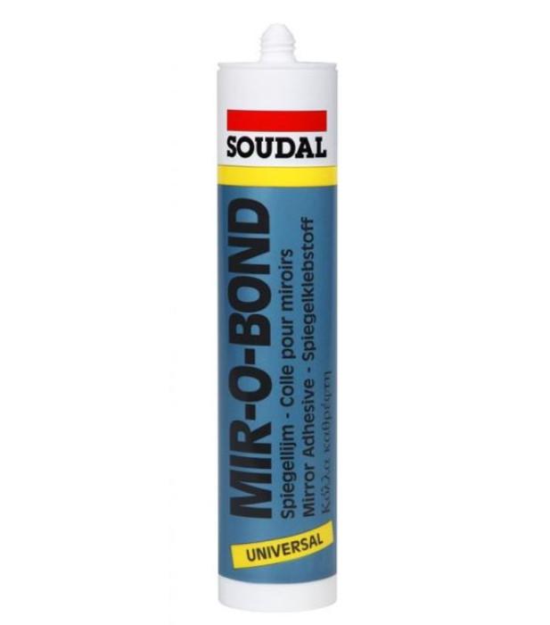 Soudal MIR-O-BOND Sealant-adhesive for Mirror 310ml