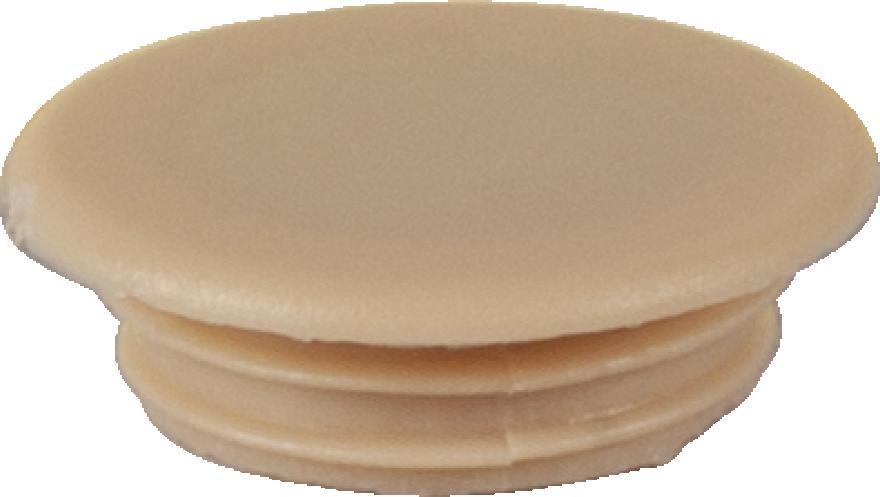 Dekoratīvas cepurītes, bēšas 20gab/iep., ESSVE 511216