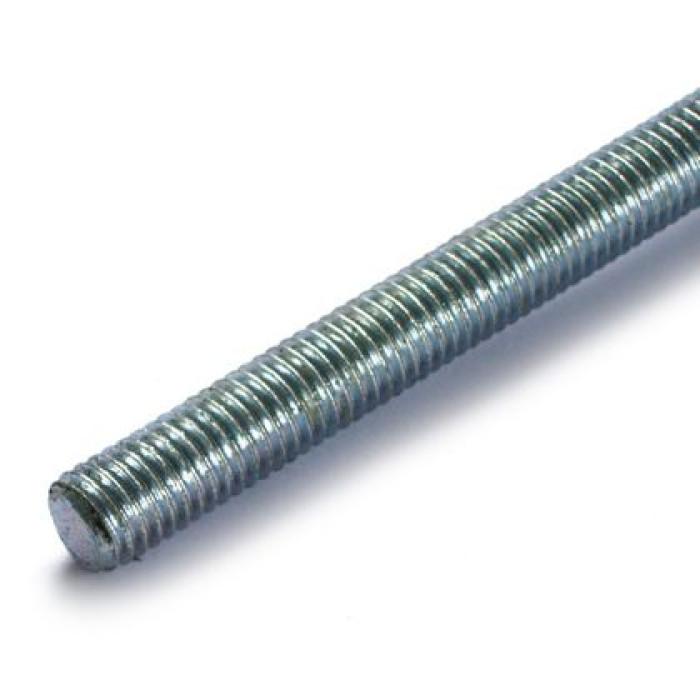 Threaded Rod 2m cink.D 6mm
