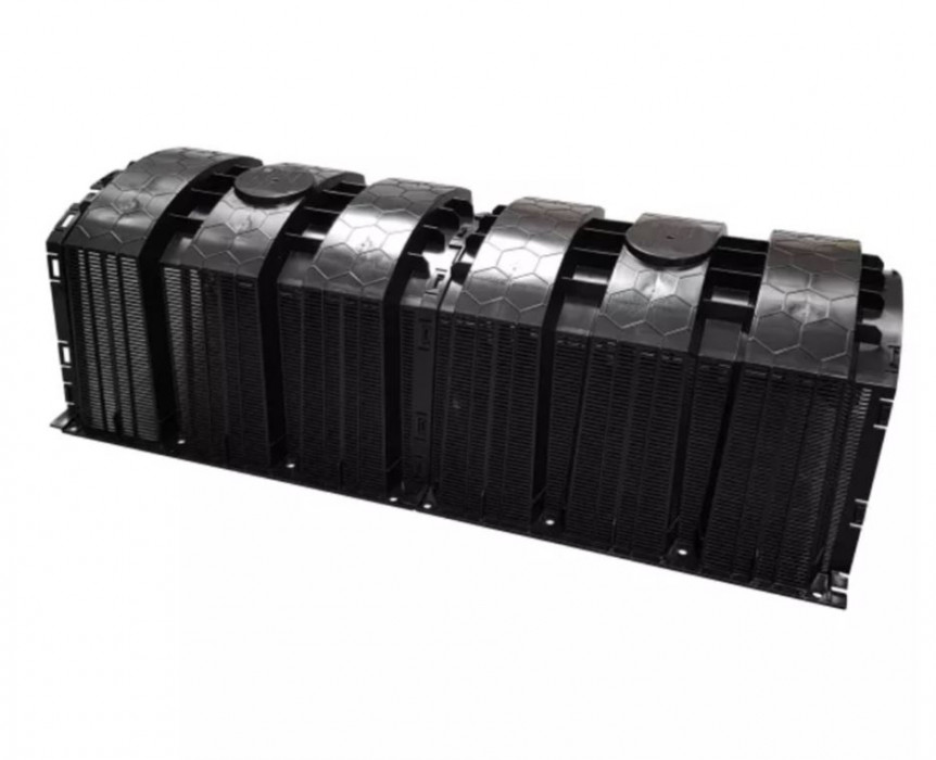 Notekūdeņu filtrācijas tunelis 150L, bez gala nosegiem 173200