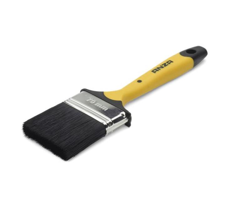 Anza 147450 BASIC Flat Brush  50mm