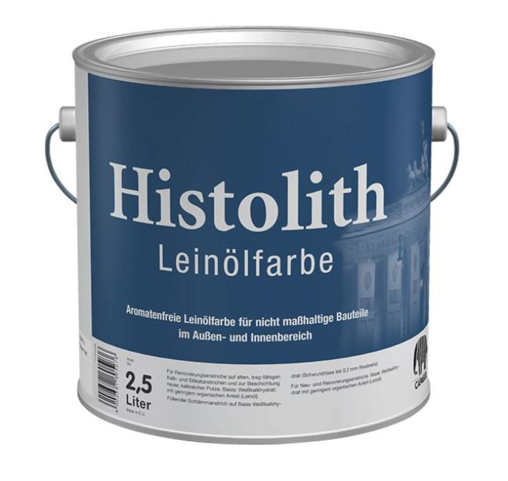 Caparol HISTOLITH LeinolFarbe 8.8L linseed oil paint