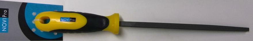 Vīle Novipro 200mm Kvadrāta  smalka