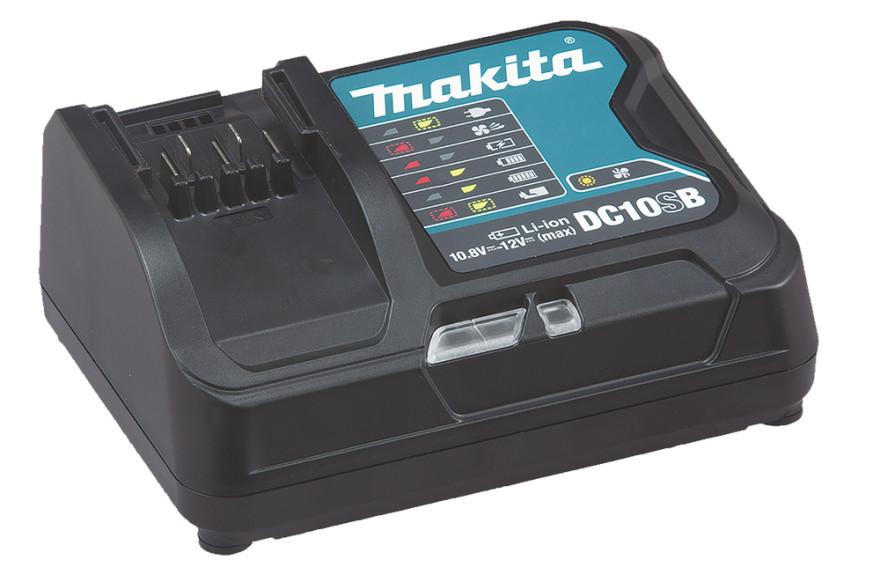 Makita Зарядное устройство DC10SB 197363-4 for 10.8 V