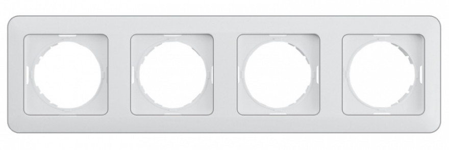 VILMA SL 250 white  frame 4-way