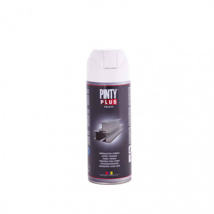 NVS Anticorrosive alkyd primer spray white 400ml