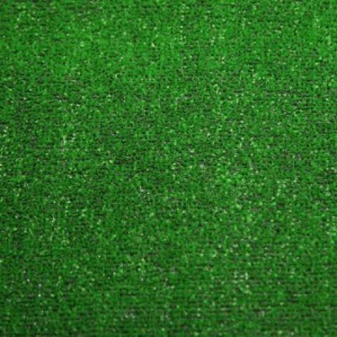 PAKLĀJS mākslīgā zāle  platums 1.33 M zaļš