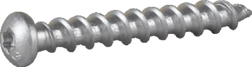 Skrūve vieglbetona 8x65mm CS d-galva 100gab/iep., ESSVE 105311