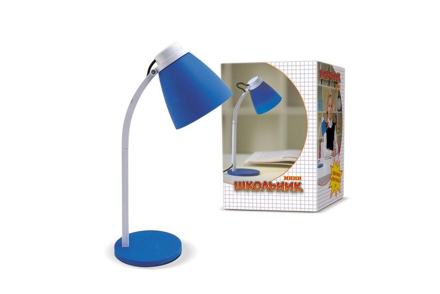 Galda lampa Schoolchild S-160 25W E14 zila