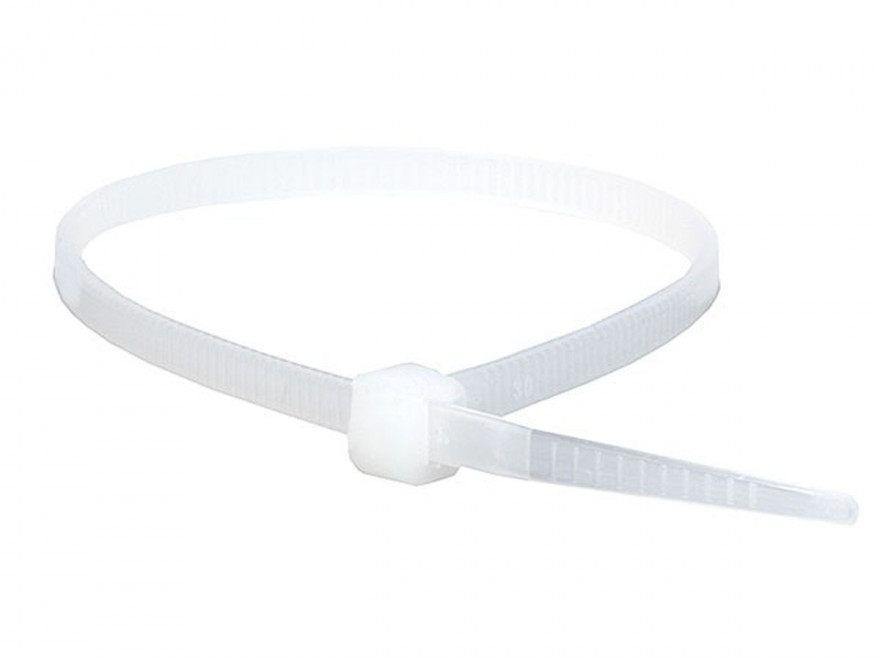 HAUPA CABLE TIES WHITE 371X4.8