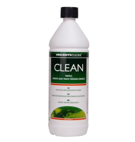Vincents CLEAN   1L  Cementa traipu attīrītājs