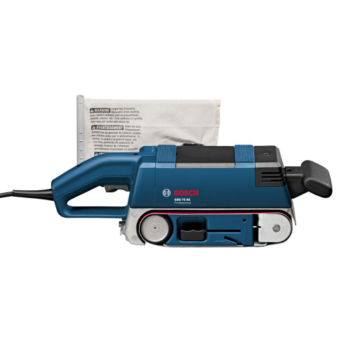 Slīpmašīna Lentes 75x533mm  750W, Bosch GBS 75AE  0601274708