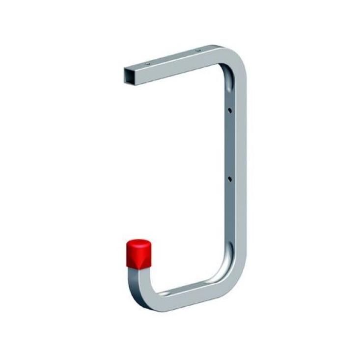Wall hook 150x255x155 max.85kg Steel/galvanized