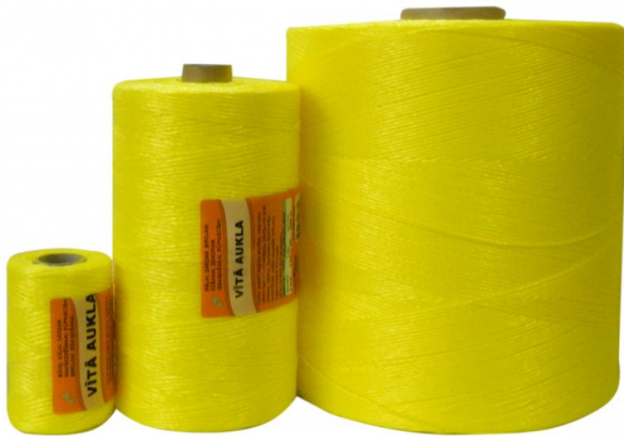 Twine agricultural / packing polypropylene twisted d2.0mm/1kg (FPP1-1KG)