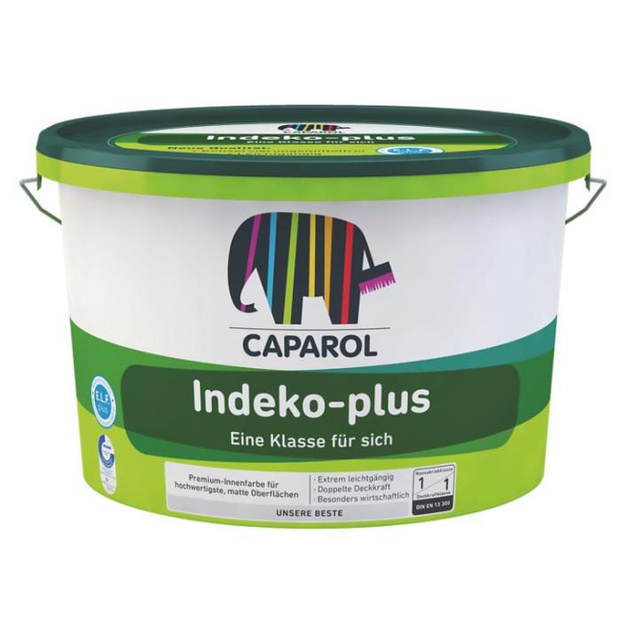 Dispersion paint Caparol INDEKO Plus B1 2.5L
