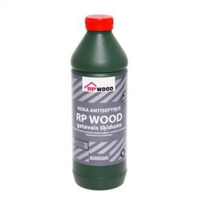 RP WOOD ready solution 1l colorless