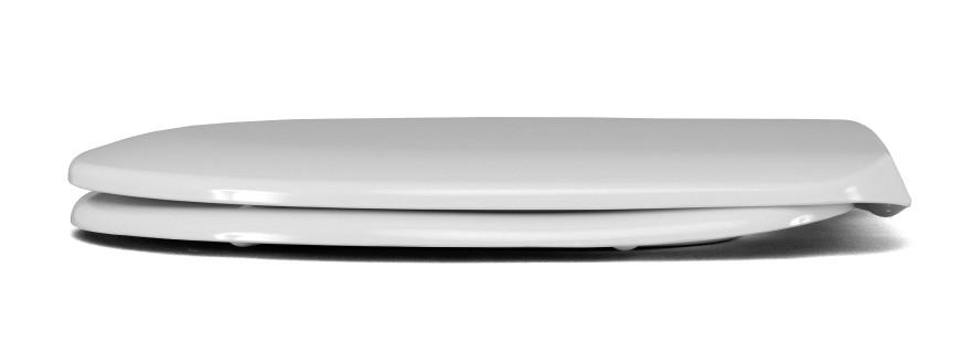 RIMINI BEACH toilet seat,duroplast,white,1.6 kg