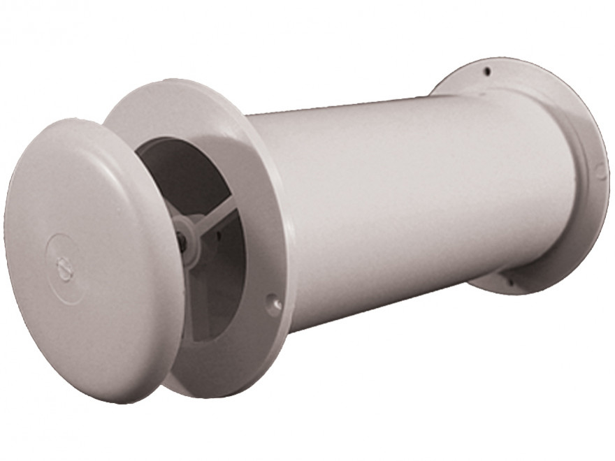 Pisla ventīlis D75mm 100-300mm plastmasa