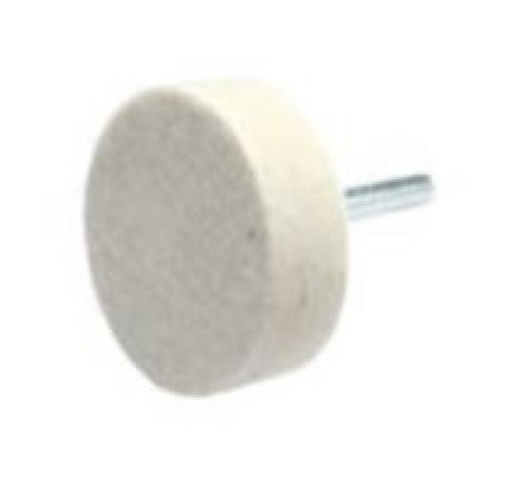 Felt polishing pad 30*40mm (11636)