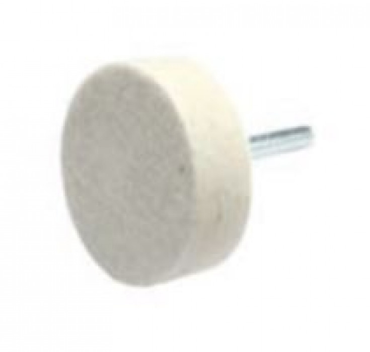Felt polishing pad 25*40mm (11633)