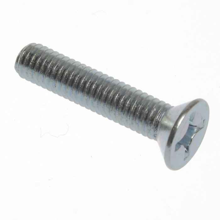 Countersunk Head Screw Din 965 M6x70 (100)