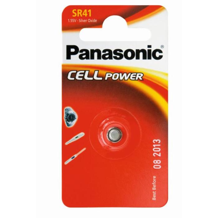 Baterija Panasonic SR41 1.55V 384,V384,SR41SW