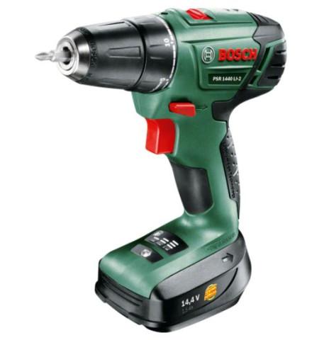 Drill/Driver Bosch PSR 1440 LI-2 1x1.5Ah 06039A3020