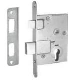 Lock Kurzeme PZ55 ZV4 without furniture