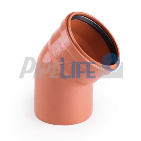 020252 PVC līkums 110/88