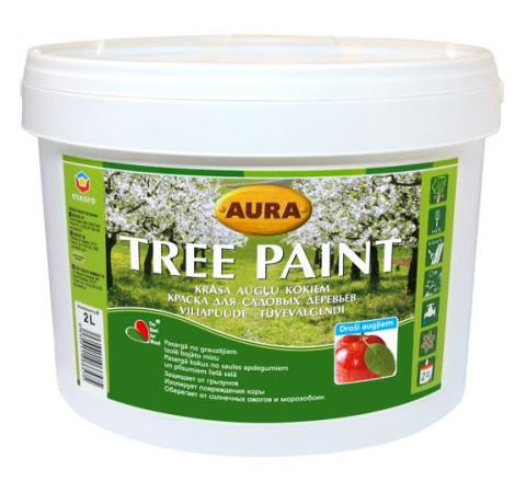 Eskaro AURA TREE PAINT 2L  augļu koku aizsargkrāsa
