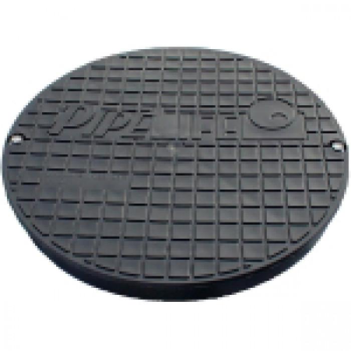 081582 Lietus ūdeņu nosēdakas  vāks PP400, Logo- PIPELIFE